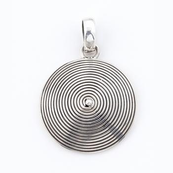 Aesthetic Sterling Silver Pendant_11