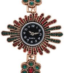 Buy Analog Multi-Colour Dial Women's Wrist Watch karva-chauth-gift online