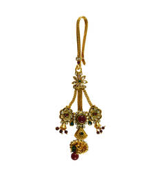Buy Gold Plated Satka Key Chain key-chain online