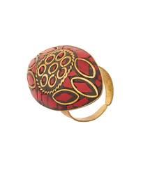 Buy Gold plain rings Ring online