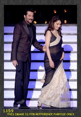 Madhuri Dixit in Jhalak with Anil Kapoor