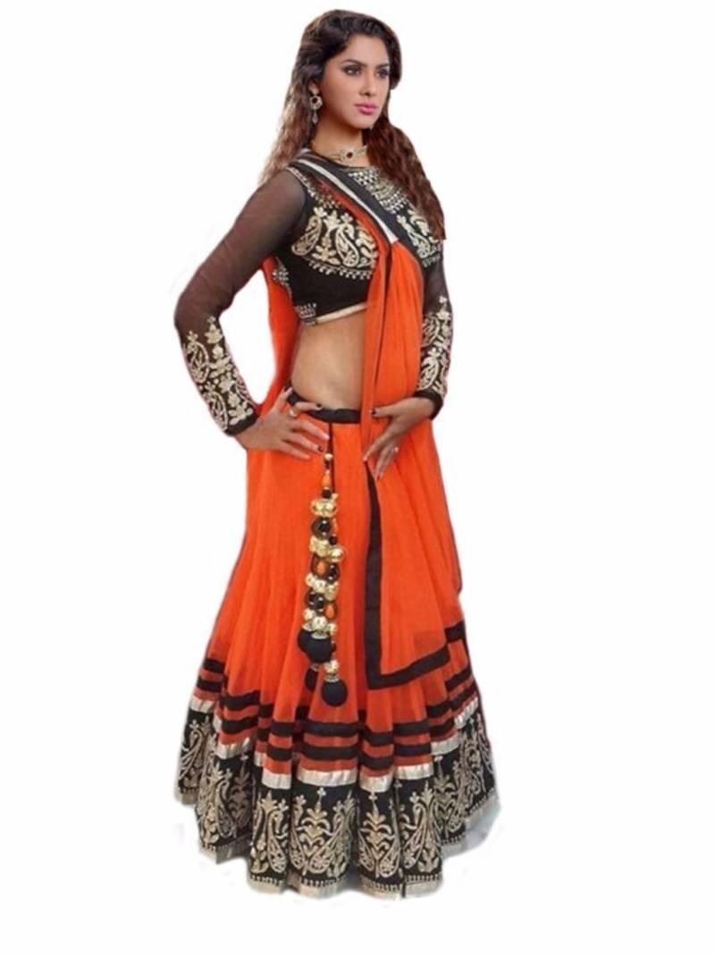 Buy Desi Fenta Ghagra Choli Online