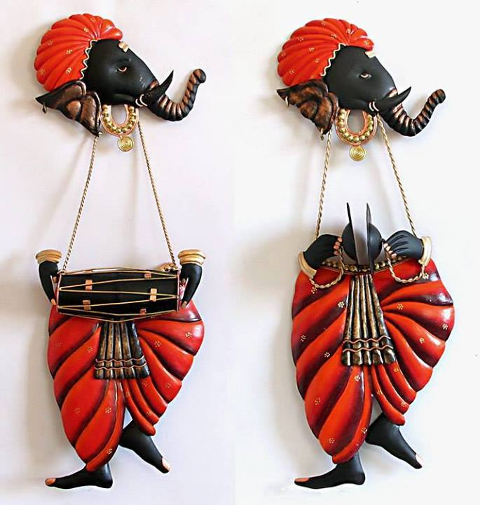 Wall art decoration ideas best wall hangings online India Wall decor