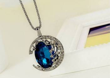 Moon Light Glow Necklace