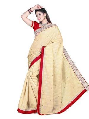 Zoom Fabric bhaglpuri Saree 2420