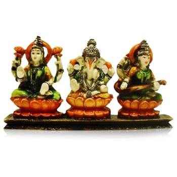 Laxmi Ganesh Saraswati Idol