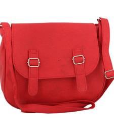 Buy Unique Red Sling Bag sling-bag online