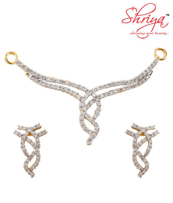 Shriya Majestic Pendant Set