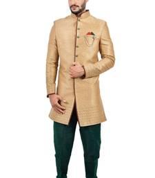 Buy natural jute jute printed indo western dresses indo-western-dress online