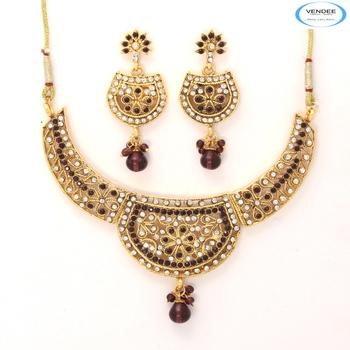 Wedding fashion necklace set