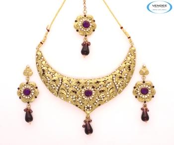 Fashion diamond necklace jewelry