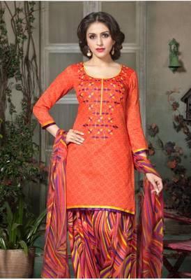 embroidery designed salwar suit