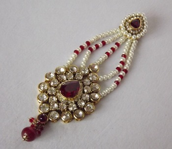 Classic Lucknowi Style Jhumar