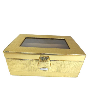 Golden Bangle Box Two Line