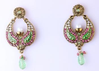 designer stylish earrings