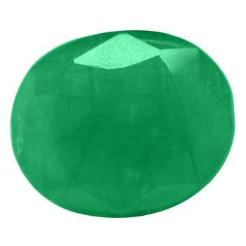 7.22 ct Emerald Genuine Gemstone