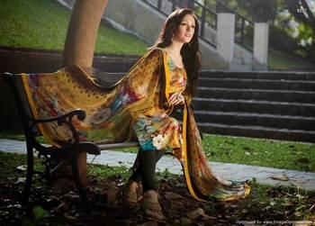 Satin cotton Salwar Kameez Dress Material SC8277
