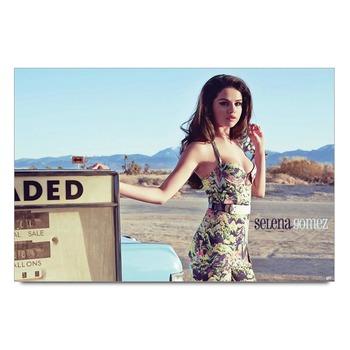 Stunning Selena Gomez Poster