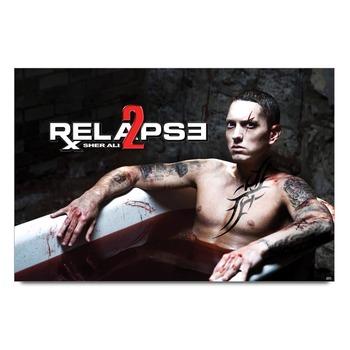 Eminem 4 Poster
