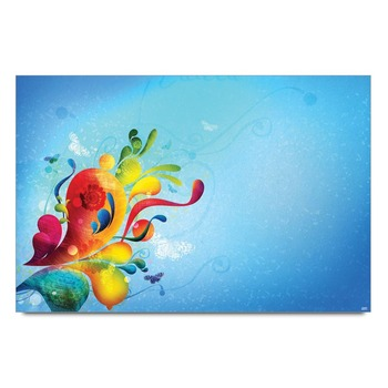 Abstract Graphic Art Poster