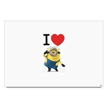 I Love Despicable Me Poster