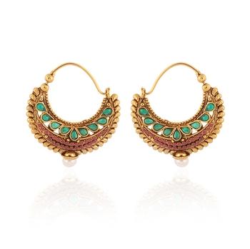 Appealing  antique earrings