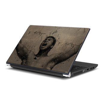 Mohammad Ali Laptop Skin