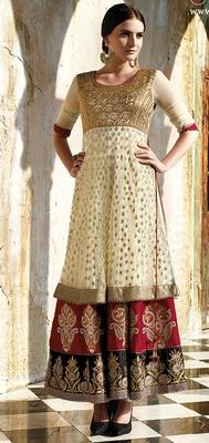 Party Wear Designer Long Anarkali