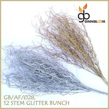 Glitter Bunch - 2 bunches (Silver)