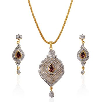 Heena Classic Collection Pendent Set