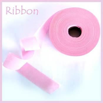 Non Woven Ribbon Light Pink - 45 Mtrs