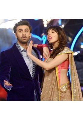 Anushka Sharma Bollywood Replica Saree