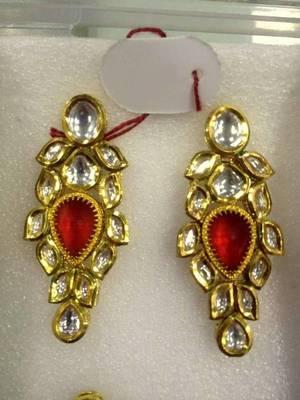 Kundan Earring 3