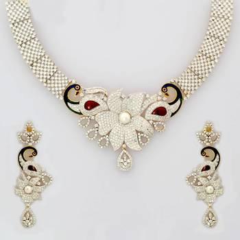 CubicZirconia Necklace Sets
