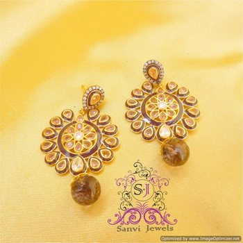 GORGEOUS ANTIQUE LOOK  DANGLERS
