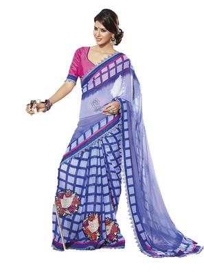 Adah Fashions Designer Embroidery  Designer Saree