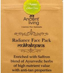Buy Ancient living radiance face pack- 40g (set of2) personal-cis online
