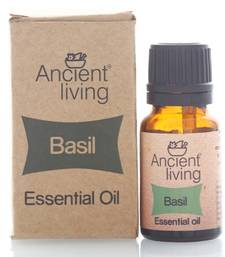 Buy Ancient living basil essential oil-10ml(set of 2) essential-oil online