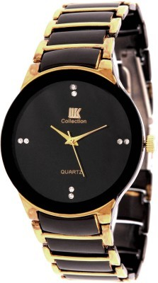 New Exclusive latest Black colour Anlong Quartrzs Stainless steel watch Girl's Wear watch arrival