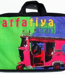 Buy Pink Taxi Laptop Bag sling-bag online