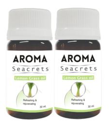 Buy Lemon grass oil (30ml) - pack of 2 essential-oil online