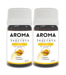 Buy Turmeric pure essential oil (30ml) - pack of 2 essential-oil online