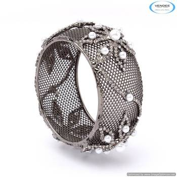 Vendee Party wear fashion bangles 5463