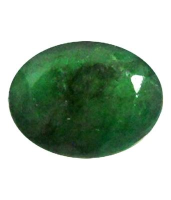7.28ct Green emerald precious loose-gemstones
