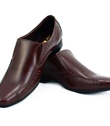 Buy Brown Slip On Shoes men-shoe online