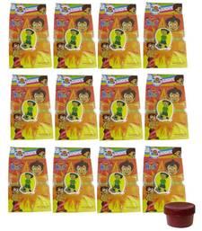 Buy Kids` favourite one two pcs cartoon rakhi combo send-rakhi-to-usa online