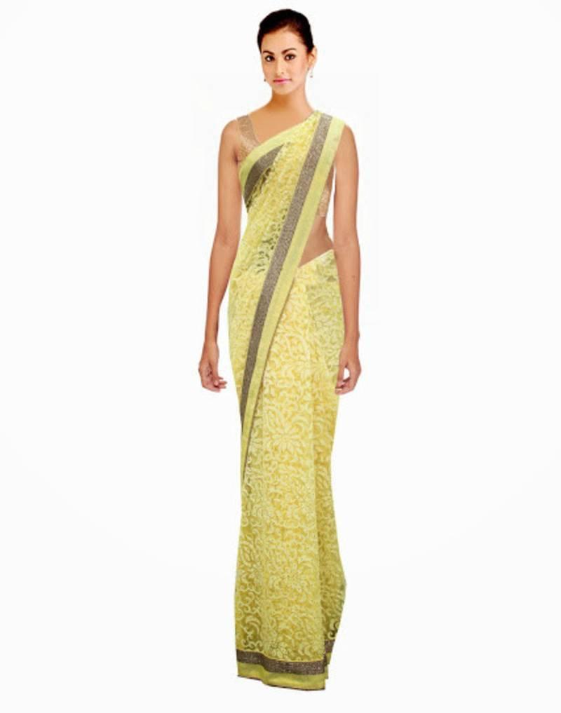 Buy designer partywear indian chantilly lace saree online designer partywear indian chantilly lace saree aloadofball Choice Image