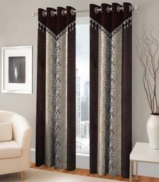 Buy Door Eyelet Coffee Curtain Set Of 2 home-furnishing online