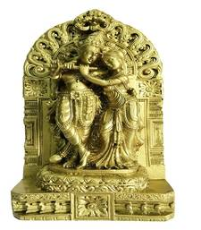 Buy Gold Color Religious Idol sculpture online