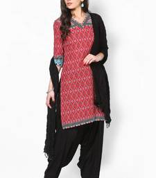 Buy Black Solid Patiala Salwar With Dupatta - PAT1 patialas-pant online
